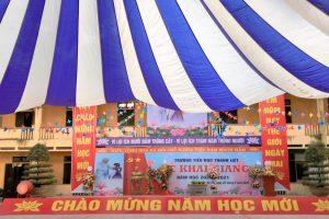 Trường TH Thanh Liệt tưng bừng khai giảng chào đón năm học mới 2020 – 2021.