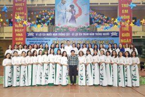 Trường Tiểu học Thanh Liệt chào mừng 38 năm ngày Nhà giáo Việt Nam 20.11.2020 ❤❤❤💐💐💐