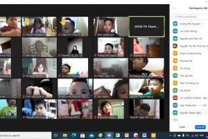 Trường TH Thanh Liệt triển khai dạy và học trực tuyến