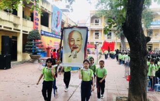 Trường tiểu học Thanh Liệt tổ chức thành công Hội khỏe phù đổng năm học 2020 – 2021